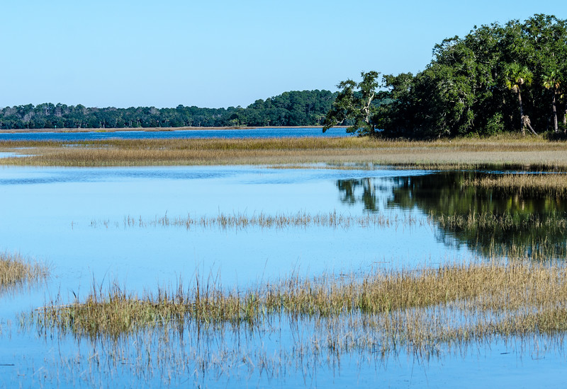 Mackay Creek @ Pinckney Island NWR - Beaufort County, SC