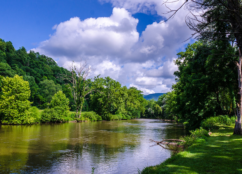 South Fork Holston River II - South Fork Holston River, Alvarado, VA