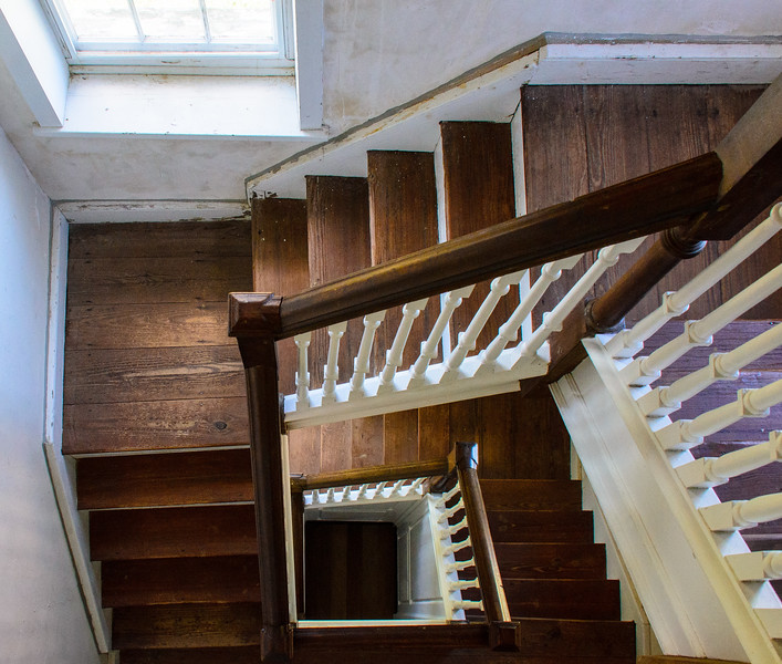 Stair Tower @ Bacon's Castle - Surry, VA