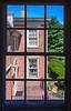 Window Overlooking Entrance @ Bacon's Castle - Surry, VA