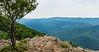 Back Creek Area - Ravens Roost Overlook @ MP 10.7 on the Blue Ridge Parkway - Lyndhurst, VA, USA