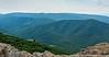 Back Creek & Torrey Ridge - Ravens Roost Overlook @ MP 10.7 on the Blue Ridge Parkway - Lyndhurst, VA, USA