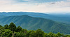 Torrey Ridge (aka Torry Ridge) from Rock Point Overlook @ MP 10.4 on the Blue Ridge Parkway - Lyndhurst, VA, USA