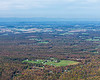 Lyndhurst area from Ravens Roost Overlook @ MP 10.7 on the Blue Ridge Parkway - Lyndhurst, VA, USA