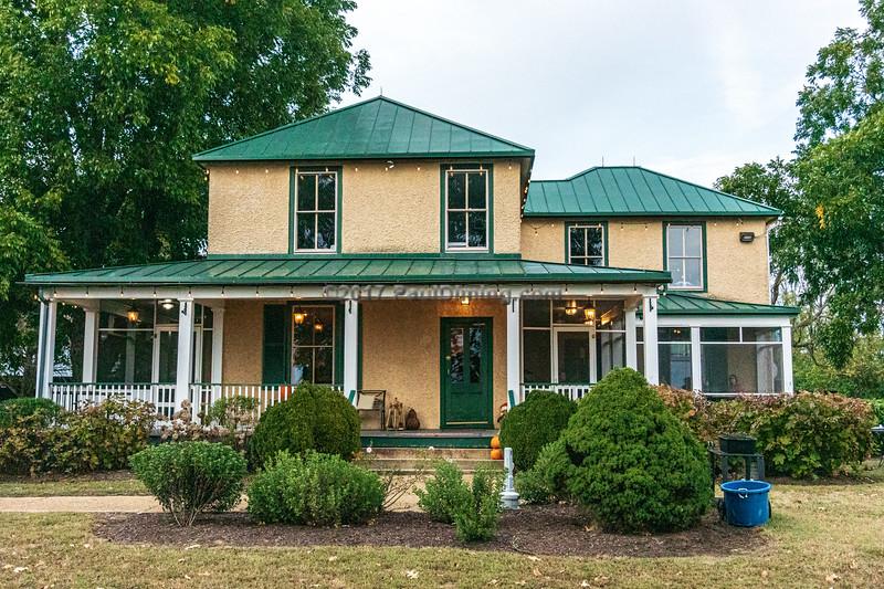 Indian FIelds Tavern - Charles City, Virginia
