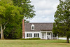 Cottage (front) @ Eyre Hall - Cheriton, VA