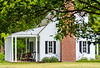 Cottage (side) @ Eyre Hall - Cheriton, VA