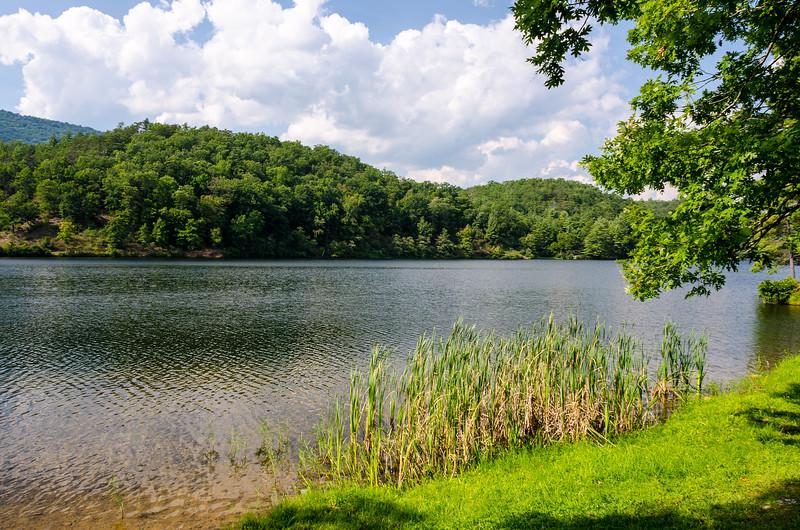 Douthat Lake V @ Douthat State Park - Millboro, VA