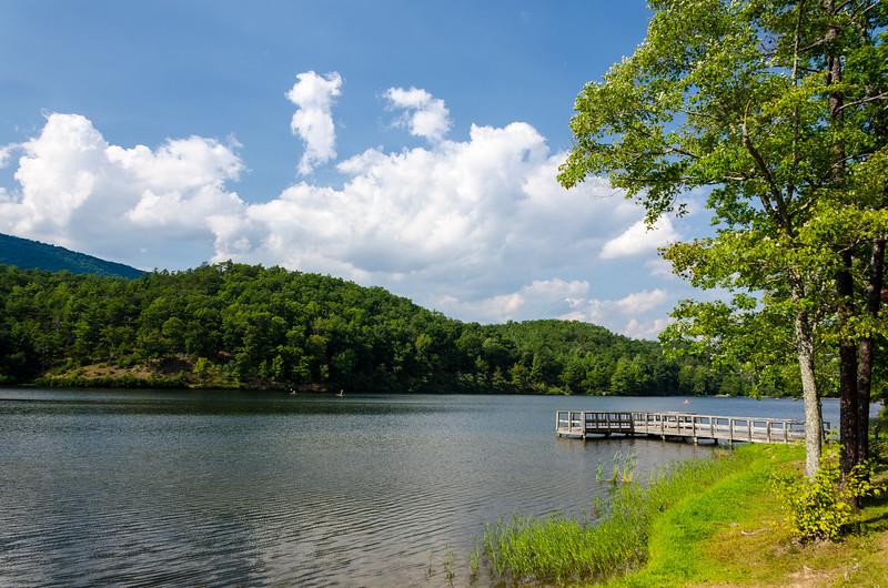 Douthat Lake VII @ Douthat State Park - Millboro, VA