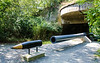 "Front View 16"" Naval Gun & 2,000 lb Projectile @ Eastern Shore NWR - Northampton County, VA"