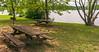 Picnic Area @ Beaverdam Park - Gloucester, VA, USA