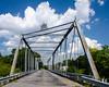 Goshen Truss Bridge c. 1890 - Goshen, VA