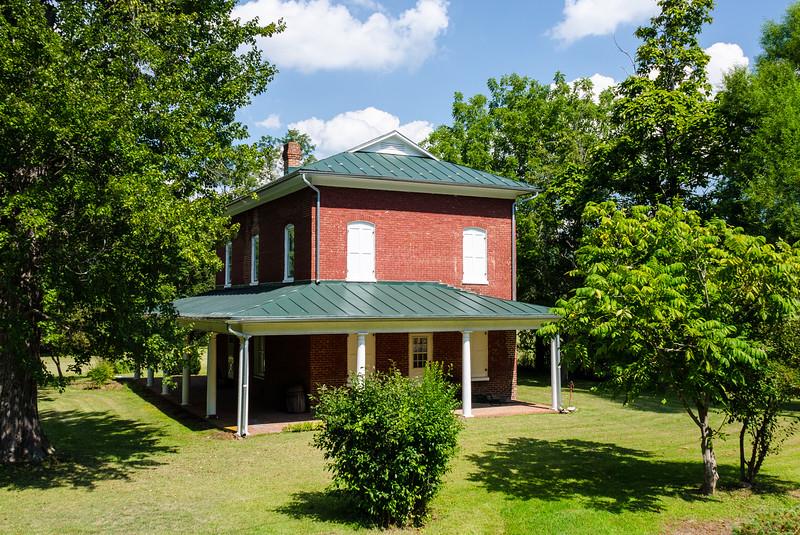 Old Brick Structure - Goshen, VA