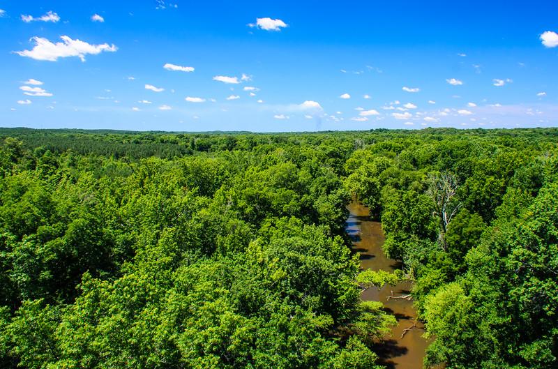 Appomattox River Valley @ High Bridge Trail State Park - Rice, VA