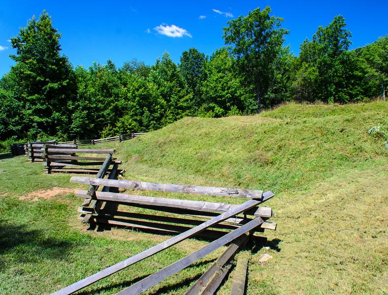 Camp Paradise - High Bridge Trail State Park,  Farmville, VA