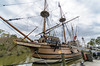 The 120 ton, 55.2 foot Susan Constant @ Jamestown Settlement - Jamestown Island, Va