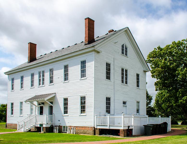 Almshouse c. 1890 @ Barrier Islands Center - Machipongo, VA