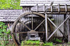 Mabry Mill Wheel on the Blue Ridge Parkway - Meadows of Dan, VA