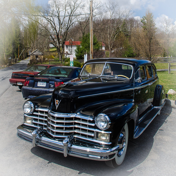 1947 Series 62 Cadillac - Montery, VA