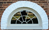 Half Moon Window @ James Madison's Montpelier - Montpelier Station, VA