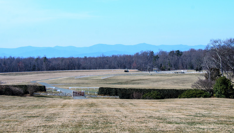 Pastures of the Thoroughbred Retirement Foundation @ James Madison's Montpelier - Montpelier Station, VA
