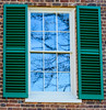 Reflections in a Window @ James Madison's Montpelier - Montpelier Station, VA