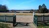 Fence & Open Gate @ James Madison's Montpelier - Montpelier Station, VA