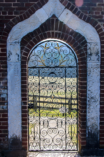 Garden Gate @ James Madison's Montpelier - Montpelier Station, VA