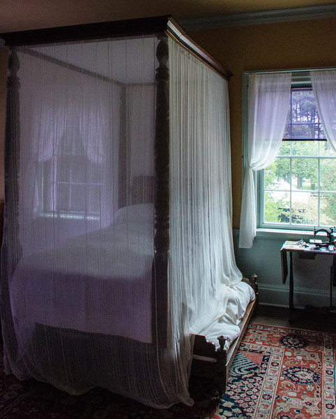 Bed & Window @ Ker Place - Onancock, VA