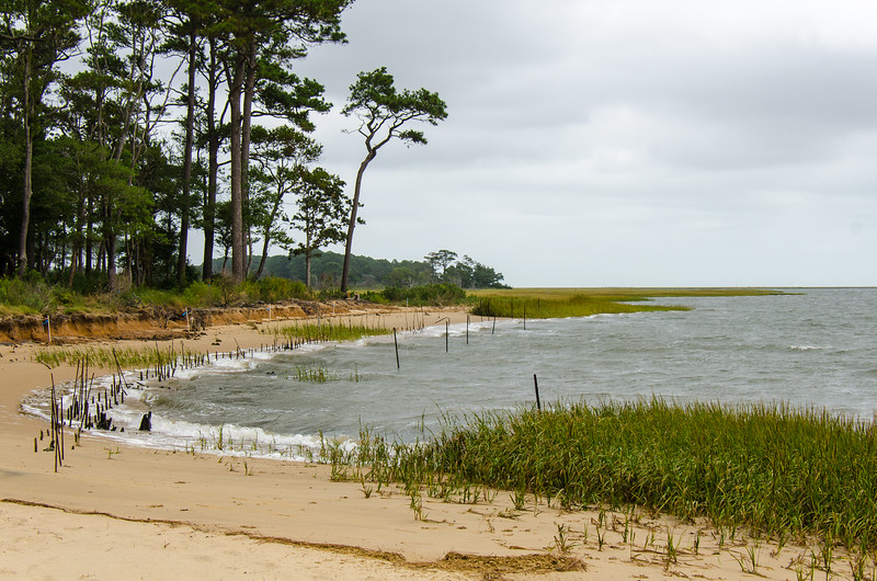 Burtons Bay Road Beach  (North) - Onley, VA