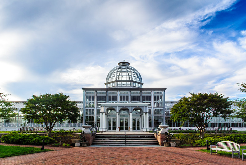 Conservatory @ Lewis Ginter Botanical Garden - Richmond, VA