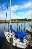 Sailboat Osprey @ Smithfield Station - Smithfield, VA