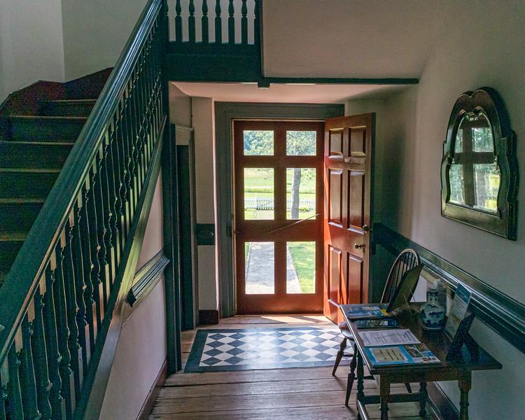 Hall @ Smith's Fort Plantation - Surry, VA, USA