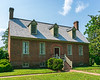 Manor House c. 1751 (front, aka Faulcon House) @ Smith's Fort Plantation - Surry, VA, USA