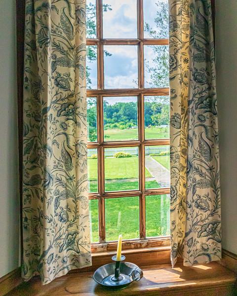 Window @ Smith's Fort Plantation - Surry, VA, USA