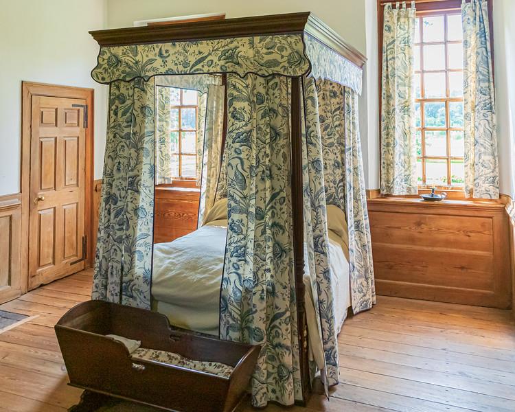 Master Bedroom @ Smith's Fort Plantation - Surry, VA, USA