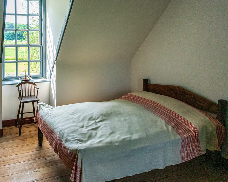 Upstairs Bedroom @ Smith's Fort Plantation - Surry, VA, USA