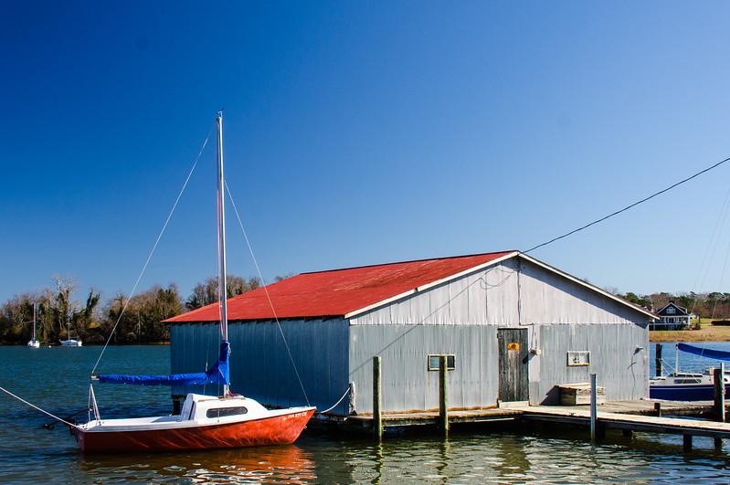 Building & Boat - Urbanna, VA