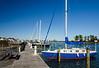 Sailboats Docked @ Urbanna Town Marina - Urbanna, VA