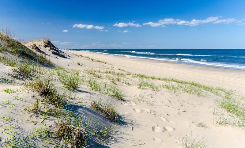 Beautiful Beach @ Back Bay NWR - Virginia Beach, VA