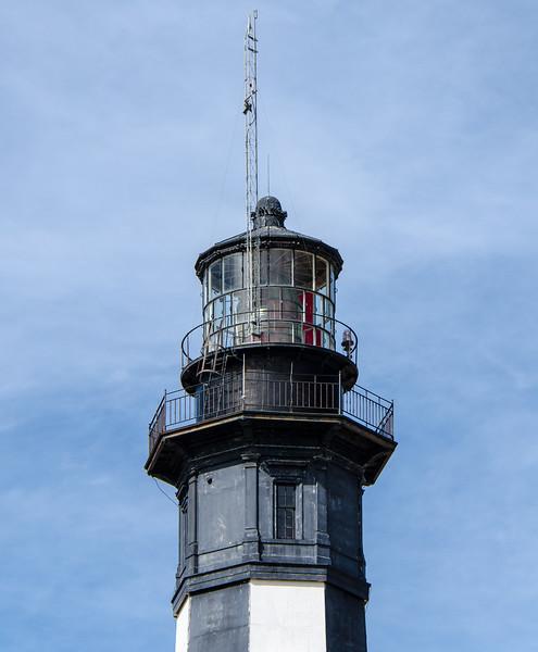 New Cape Henry Lighthouse Cupola @ Joint Expeditionary Base East - Virginia Beach, VA