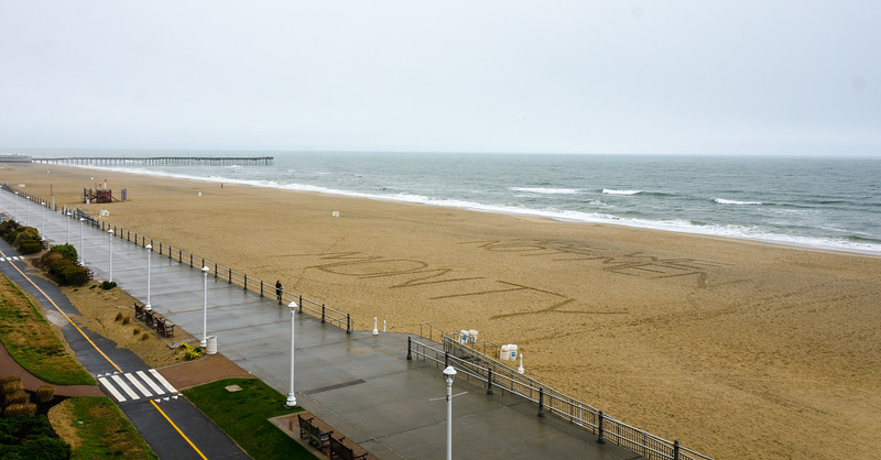 Rainy Day - Virginia Beach, VA