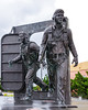 World War II Statue c. 2006 by Michael Maiden @ Naval Aviation Monument Park - Virginia Beach, VA