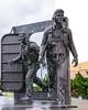 World War II Statue c. 2006 by Michael Maiden @ Naval Aviation Monument Park - Virginia Beach, VA