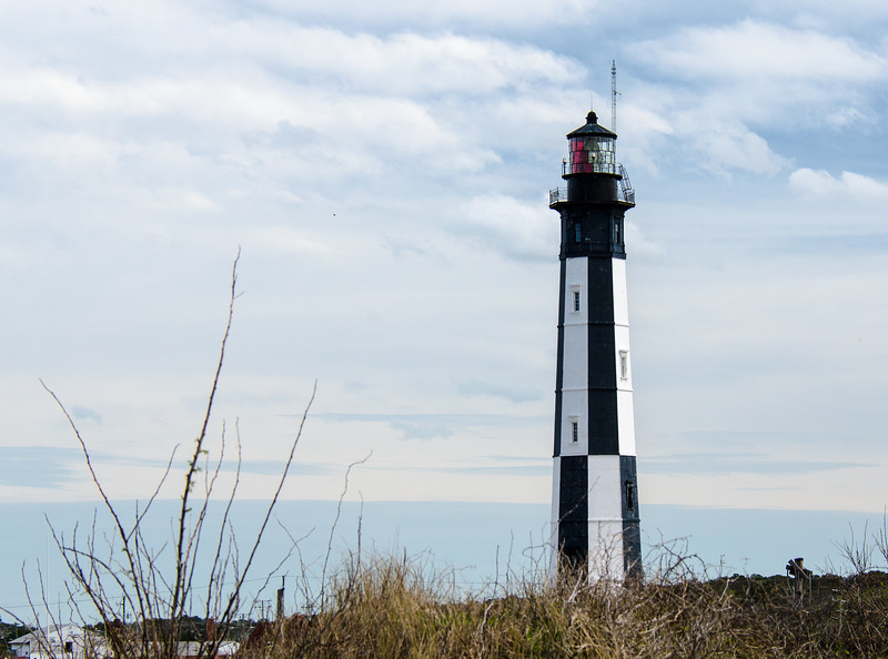 New Cape Henry Lighthouse c. 1881 @ Joint Expeditionary Base East - Virginia Beach, VA