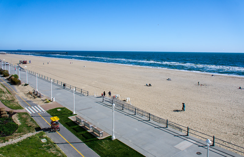 Morning Beach View - Virginia Beach, VA