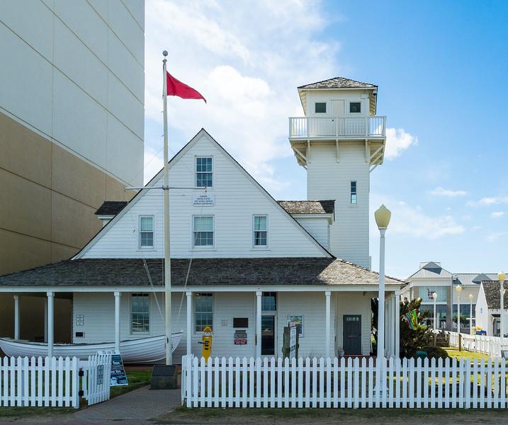 Old Coast Guard Station Museum c. 1903 - Virginia Beach, VA