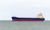 Ibis Wind Bulk Carrier  from the Chesapeake Bay Bridge Tunnel - Virginia Beach, VA