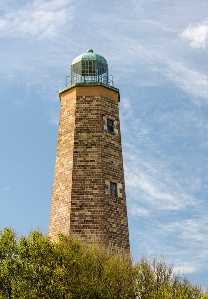 Old Cape Henry Lighthouse c. 1792 @ Joint Expeditionary Base East - Virginia Beach, VA