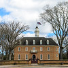 Third Capitol Building (reconstructed in 1934) @ Colonial Williamsburg - Williamsburg, VA